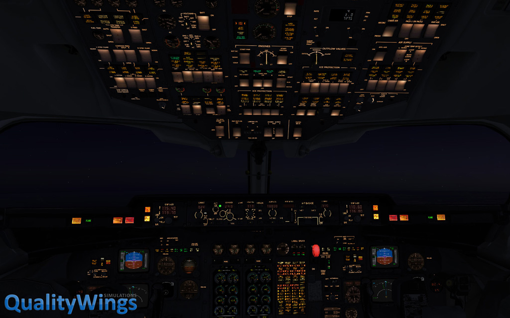 Flight1 - QualityWings Ultimate 146 Collection