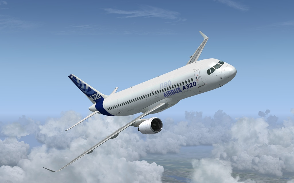 AFS Design - Airbus A320 Family v2 for FSX