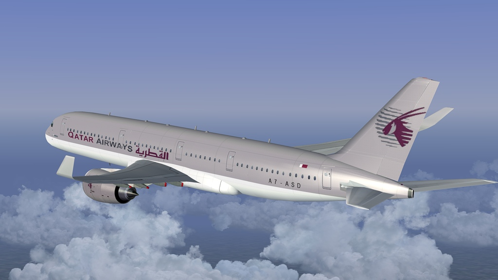 AFS Design - Airbus A350 Family v3 for FS2004