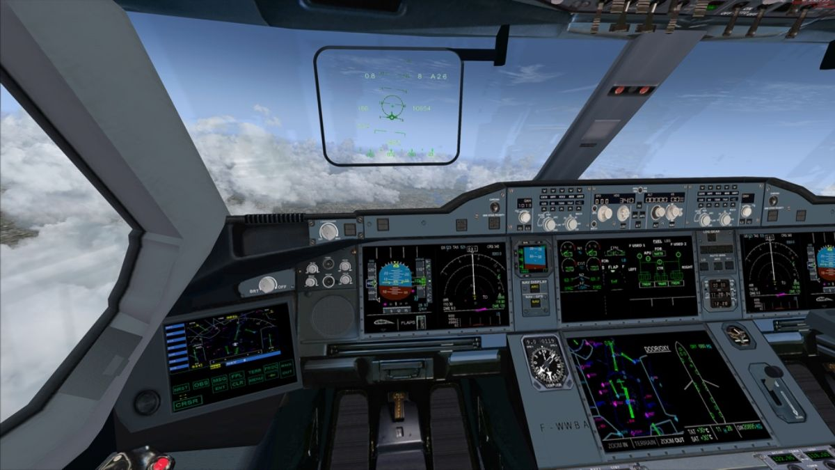 AFS Design - Airbus A350 Family v3 for FSX Steam Edition
