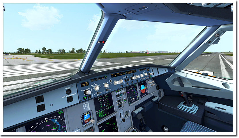 Aerosoft - Airbus A320/A321 for FSX and P3D