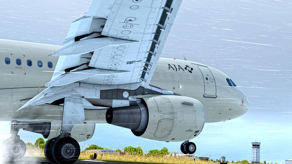 Aerosoft - A318/A319 Professional for P3D v4 4 Only