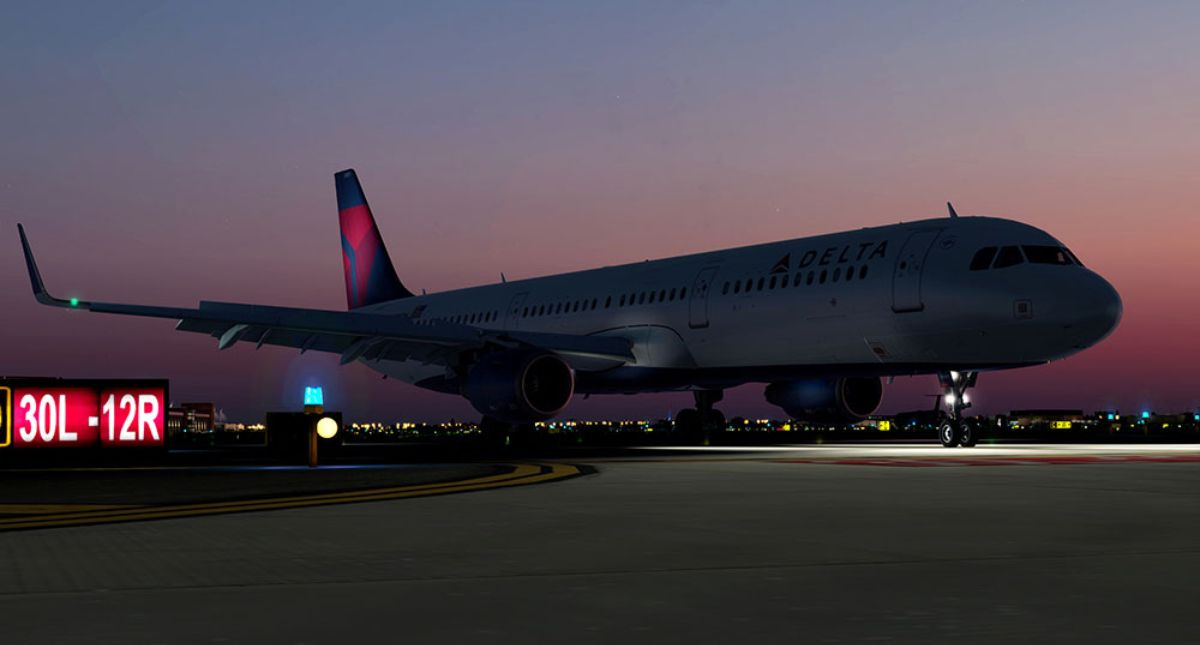 Aerosoft - A320/A321 Professional for P3D v4 4 Only