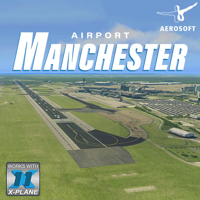 Aerosoft - Manchester Airport for XP11