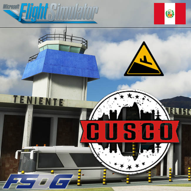 Aerosoft – FSDG – Cusco for MSFS