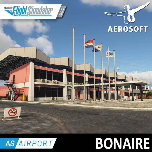 Aerosoft – Airport Bonaire for MSFS