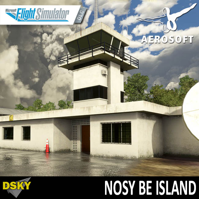 Aerosoft – DSky – Nosy Be Island for MSFS