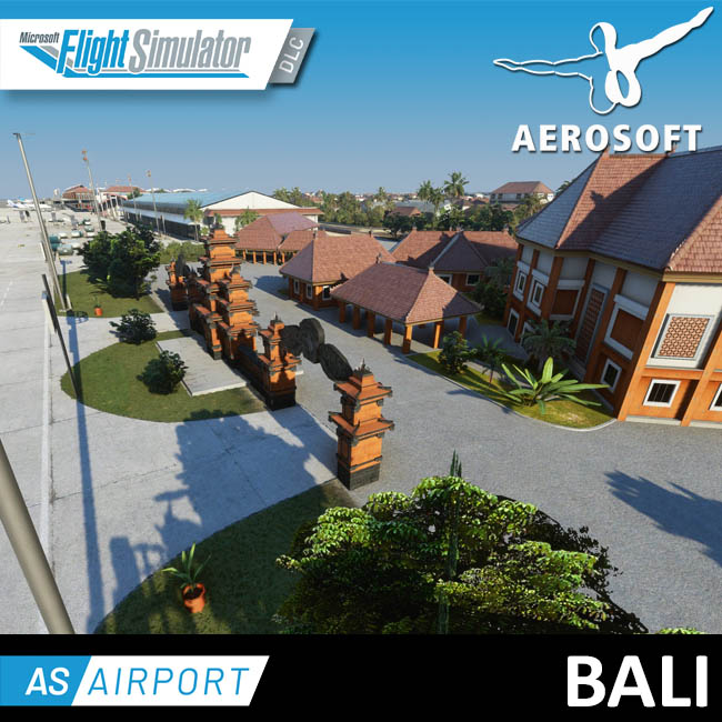 Aerosoft – Airport Bali for MSFS