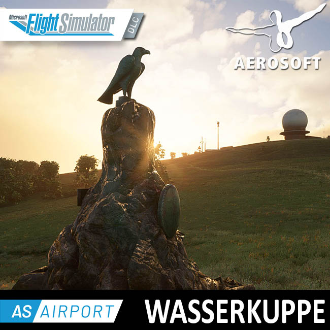 Aerosoft – Airport Wasserkuppe for MSFS