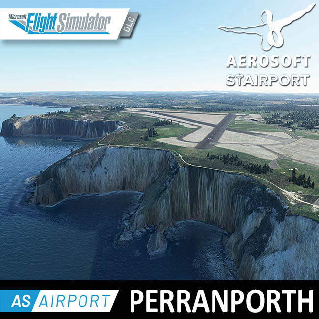 Aerosoft – Airfield Perranporth for MSFS
