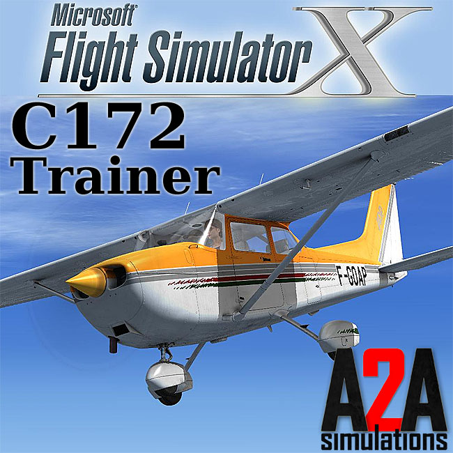A2A Simulations – Accu-sim C172 Trainer for FSX
