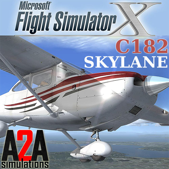 A2A Simulations – Accu-Sim C182 Skylane for FSX