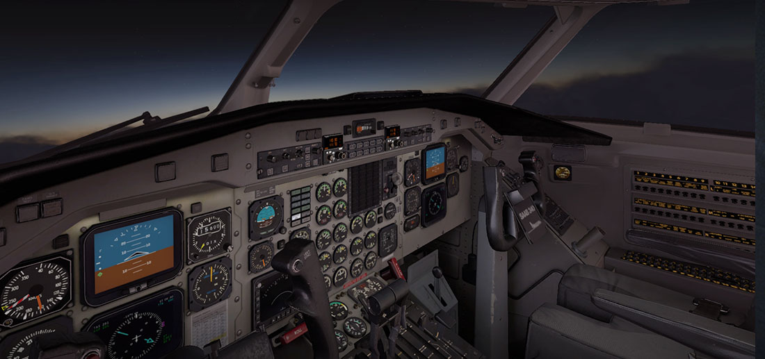 Carenado - Saab S340 for X-Plane 11