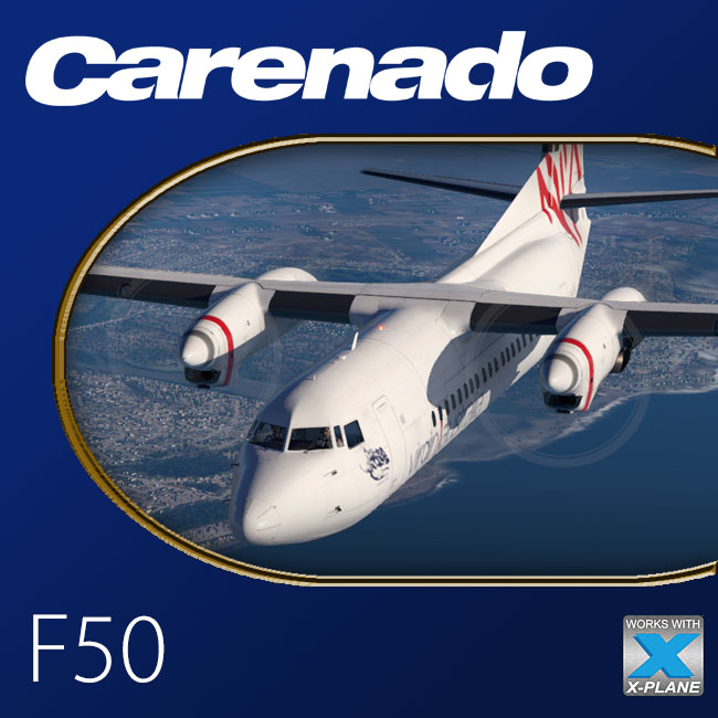Carenado - F50 for X-Plane 11