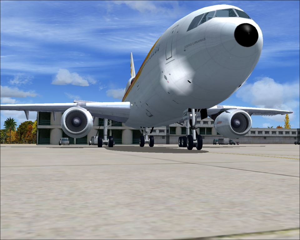 FlightSoft - Fly To Spain & Canary Islands FS2004