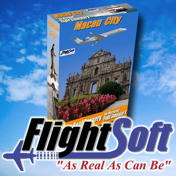 FlightSoft – Fly To Macau v2 for FSX and P3D