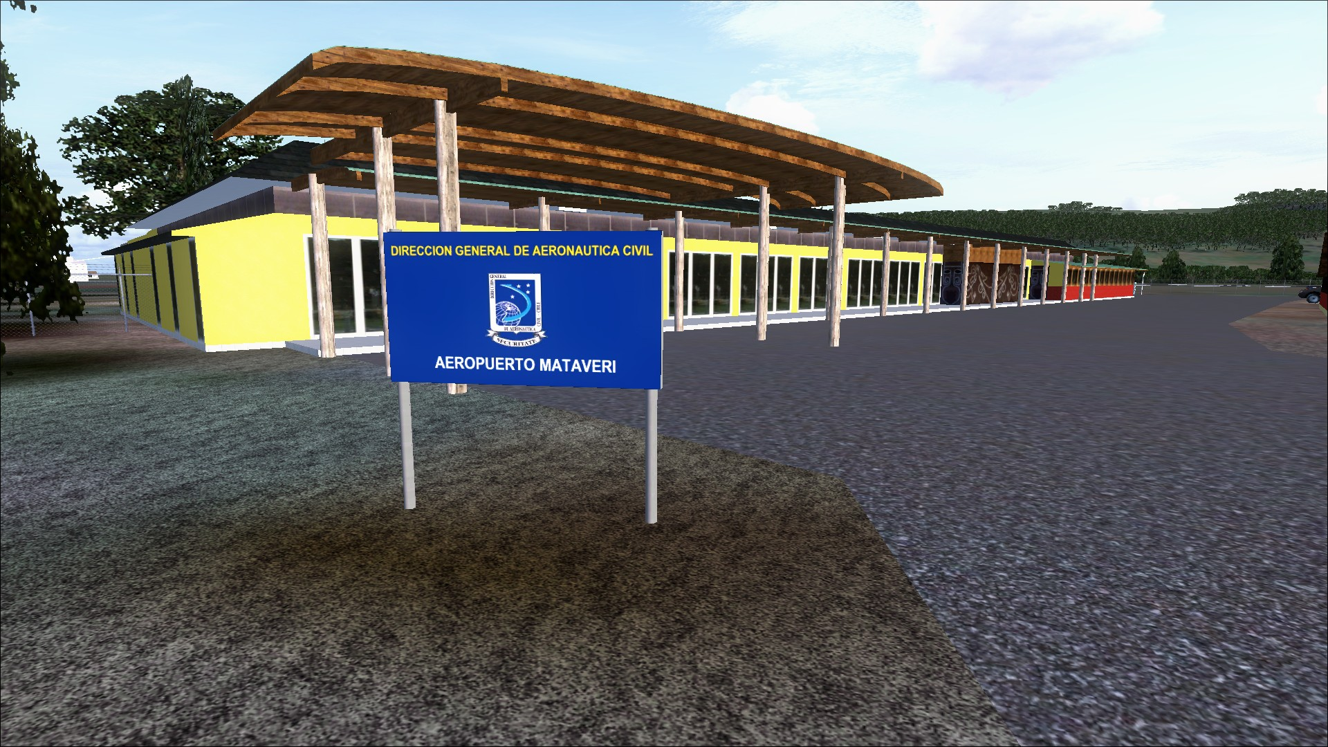 FSoftware - Easter Island for FSX/P3D