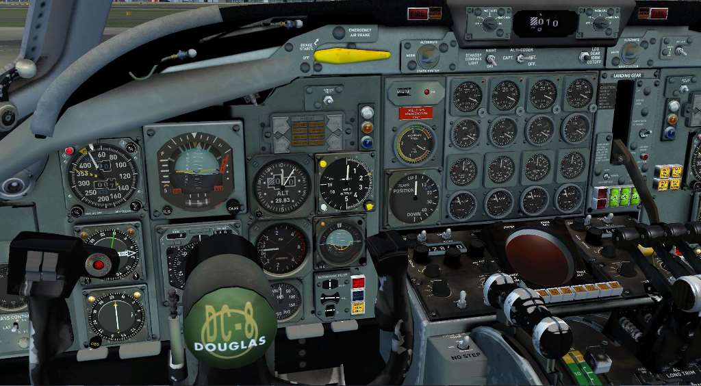 Just Flight - DC8 Jetliner Series 10 to 40 for FSX & P3D