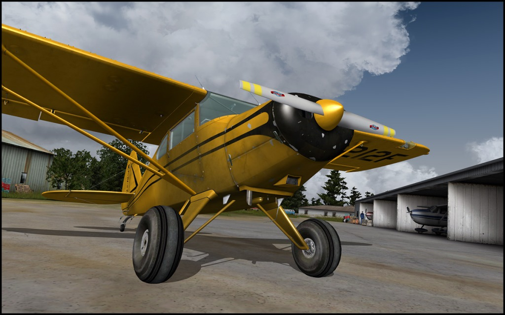 Lionheart Creations - Piper Pacer Super Pack for FSX & P3D