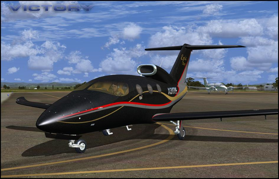 Lionheart Creations - Epic Victory for FSX & P3D