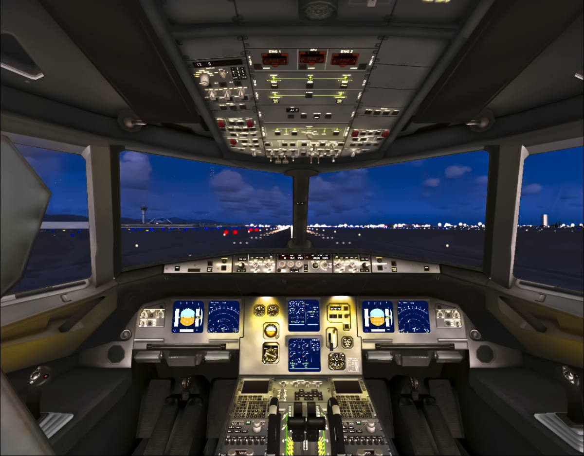 Perfect Flight - Ultimate Airbus A321 Simulation Full Pack For FSX