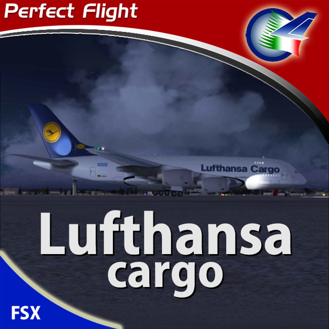 Perfect Flight – Lufthansa Cargo For FSX