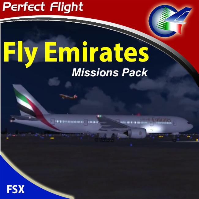 Perfect Flight – Fly Emirates Mission Pack For FSX