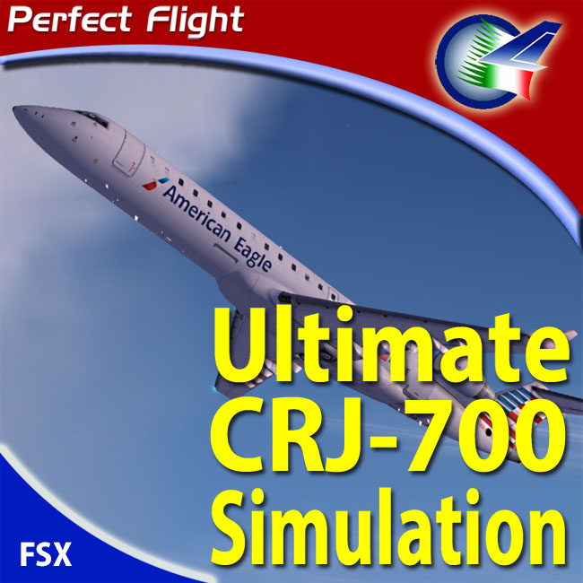 Perfect Flight – Ultimate CRJ-700 Simulation For FSX