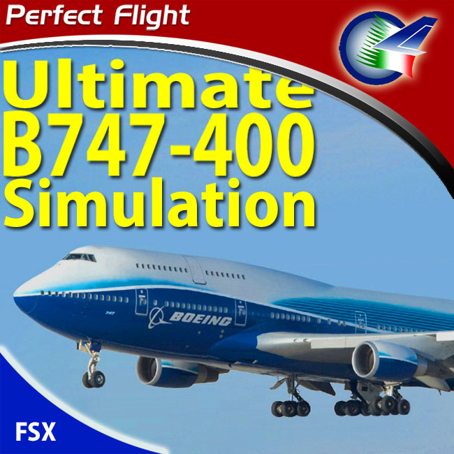 Perfect Flight – Ultimate B747-400 Simulation For FSX