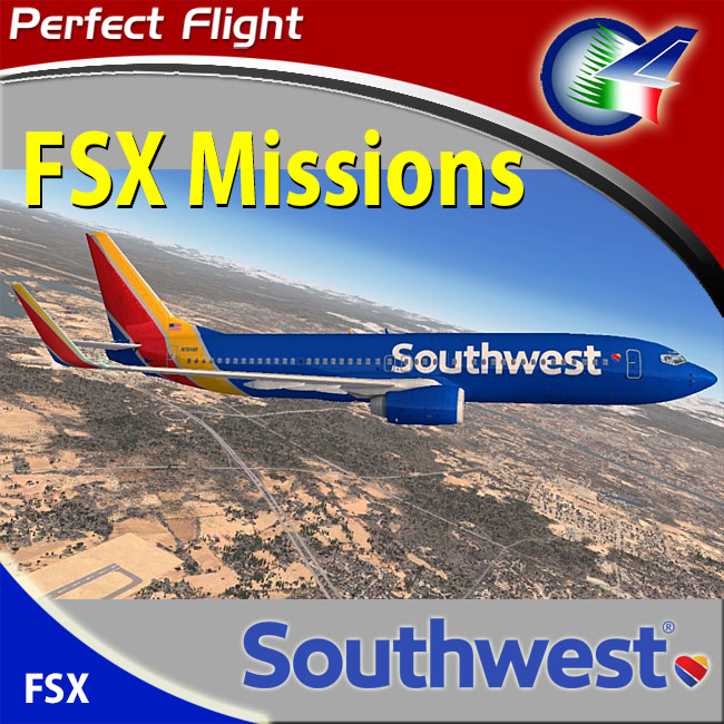 Perfect Flight - Southwest Air Missions for FSX