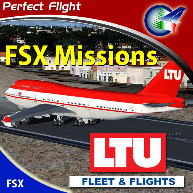 Perfect Flight – FSX Missions LTU for FSX and P3D