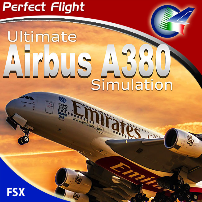 Perfect Flight – Ultimate Airbus A380 Simulation for FSX