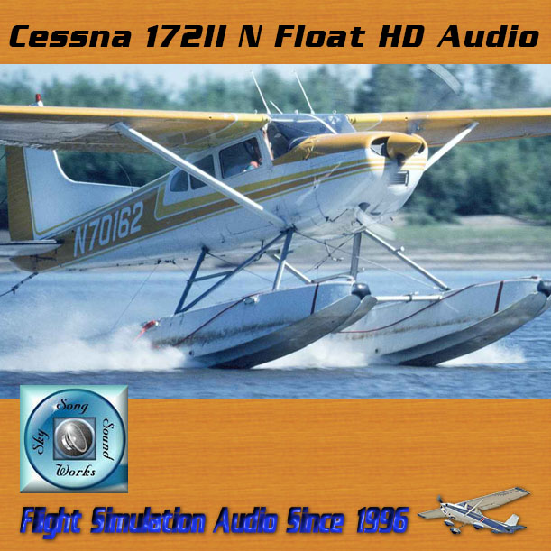 Skysong Soundworks – Cessna 172II N Float HD Audio FSX