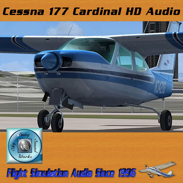 Skysong Soundworks – Cessna 177 Cardinal & RG HD-Audio