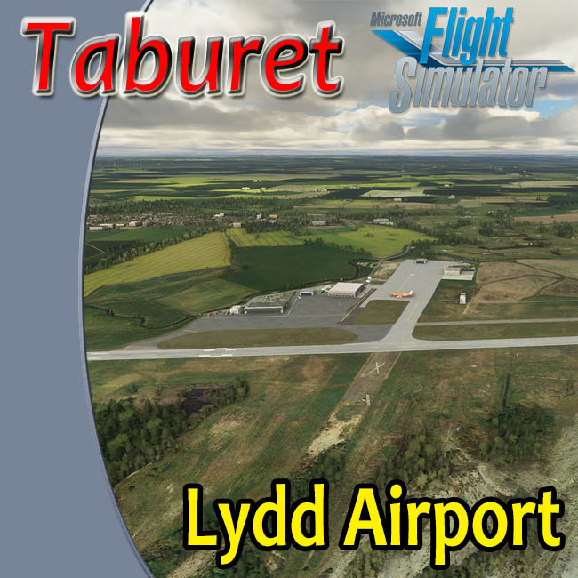 Taburet – Lydd Airport for MSFS