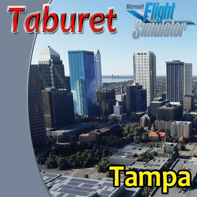 Taburet – Tampa for MSFS