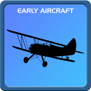 FSX Early Aircraft