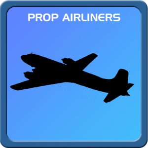 X-Plane Prop Airliners